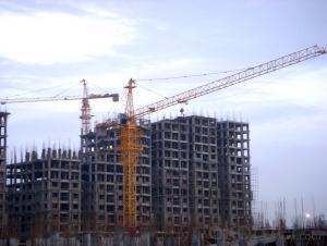 JL5613 Topkit Tower crane for construction site