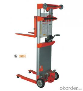 Hand Stacker--WFH/SW