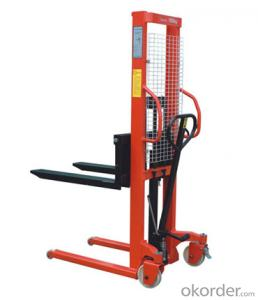 STACKER PRODUCT SERIE - Hand  stacker - - MS - E 1016