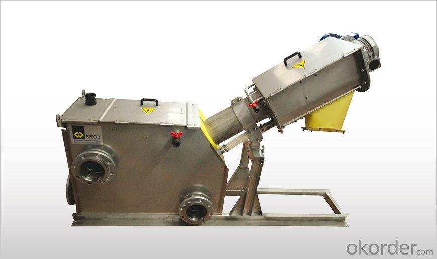 WASTEMASTER TSF 1 Mechanical Effluent Pre-treatment Plant