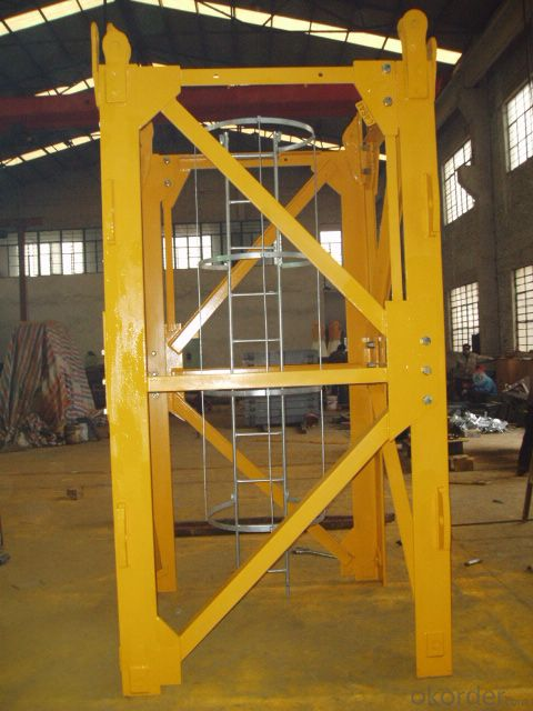L46A1 MAST SECTION FOR TOWER CRANE WITH 1.6X1.6X3M DIMENSION
