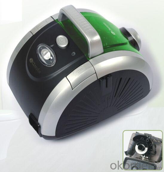 Big powerul cyclonic style vacuum cleaner#C4003