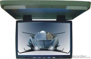 Super TFT LCD ROOF MONITOR ISI Electronics TU 154