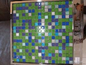 Glass Mosaic MSC-581 2015 Hot Sale Design