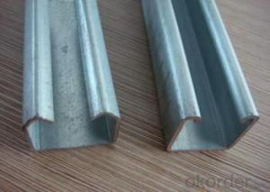 Channel Steel Size; Carbon High Quality U-shape Channel Steel