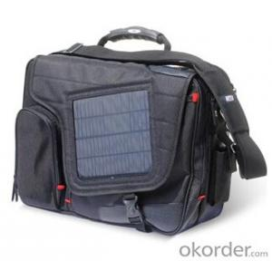 Solar Charger Handbag of SOLARCHARGERBANK Model BBS-X-SX01