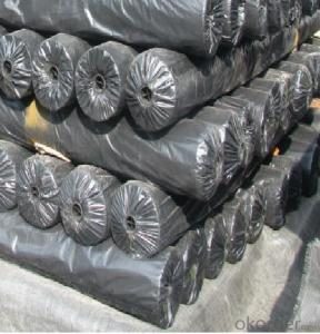 Composite Geotextile With Membrane, Nonwoven Geotextiles In Civil Engineering