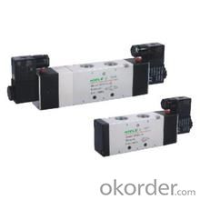 Solenoid valve air valve electric valve difference transmission valve body solenoid coil valve