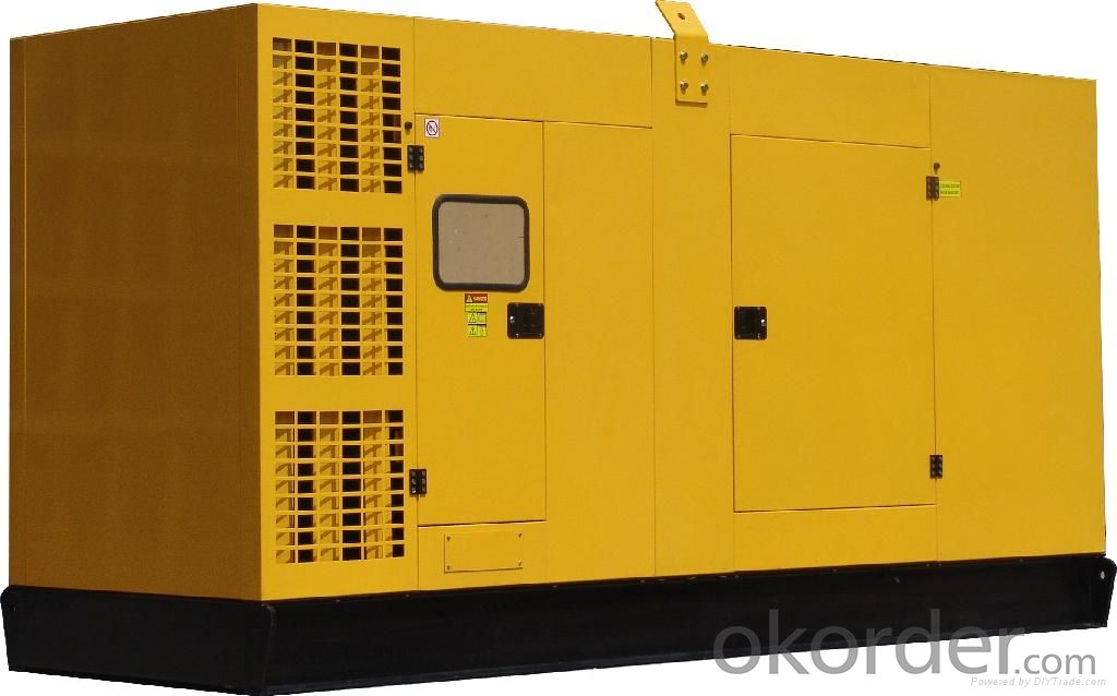 Factory price china yuchai diesel generator sets 600kw