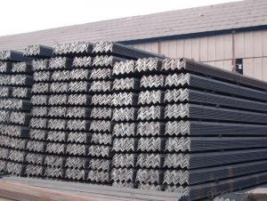 Angle steel GB Q235B 20-250MM high quality hot rolled