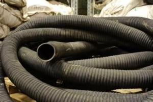 CNBM, Concrete pump rubber hose, ISO9001:2008, Black NR and BR  synthetic rubber