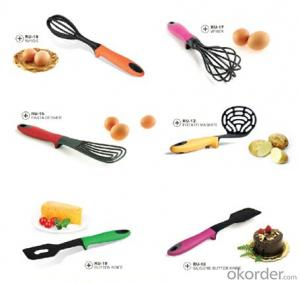 ART no.07 Nylon Kitchenware set for cooking