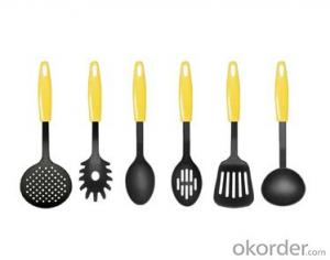 ART no.08 Nylon Kitchenware set for cooking