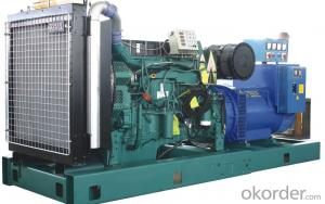 Factory price china yuchai diesel generator sets 660kw