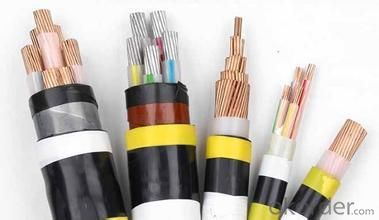 LV PVC electric power cables different types of electrical cables for Copper