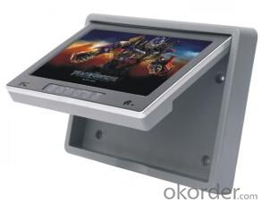 Super TFT LCD Monitor BVH-902 Headrest Model