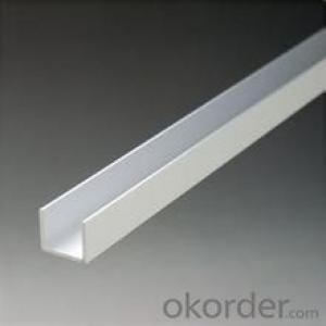 Aluminum perfil for windows and doors o construcction