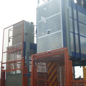SC120/120 Building hoist for passenger and materials