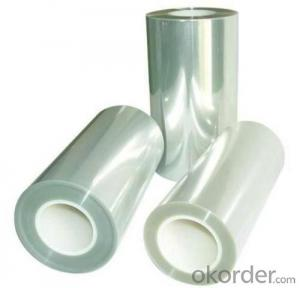 PE PROTECTION FILM WITH ALUMINIUM FOILLL