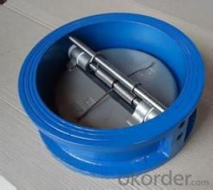 Corrosion resistant lining fluorine lining swing check valves H44F back-pressure valve