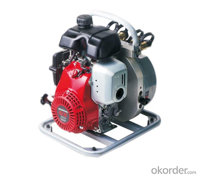 Hydraulic Pump Station Break In Equipment