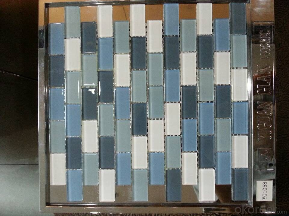 Glass Mosaic MSC-569 2015 Hot Sale Design