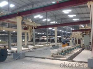 CNBM ACC Full Automatic Machinery Plant