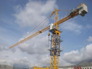 JL6016-10ton Topkit Tower crane for construction site