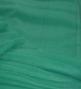 PU Coated Green Color PE Sunshading nets