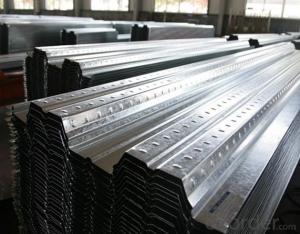 YX76-344-688 anti-rust galvanized floor decki