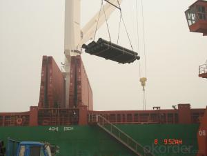 Ductile Iron Pipe DN80-DN1000 K9 EN545