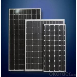 Monocrystalline Silicon Solar & Panel Solar Module 55W