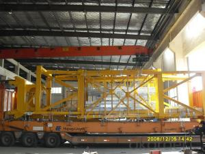 JL7015 Topkit Tower crane for construction site