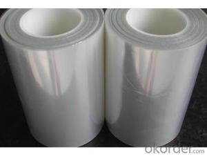 PE film with aluminium for differ form application