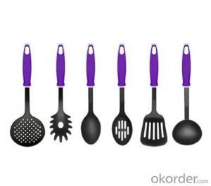 ART no.13 Nylon Kitchenware set for cooking