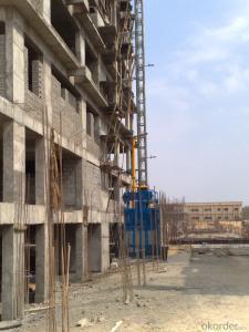 SC120 Building hoist for passenger and materials