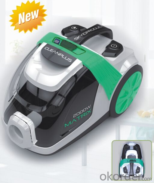 Big powerul cyclonic style vacuum cleaner#C3810