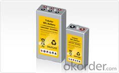 Tubular-OPzV Series solar battery  for on  grid