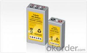 lead-acid  Series solar battery  for on  grid