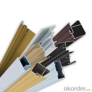 Aluminum perfils for o any use of construcction
