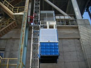 SC200 Building hoist for passenger and materials