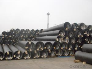 Ductile Iron Pipe DN80-DN800 K9 EN545 On Sale