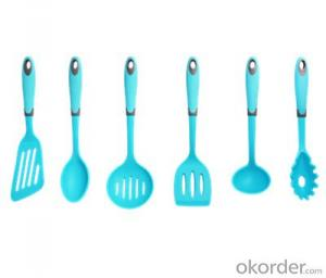 ART no.13 Silicone Kitchenware set for cooking