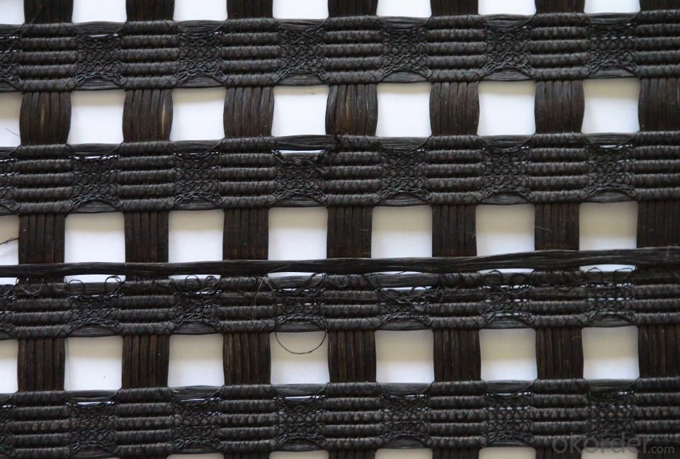 Biaxial Plastics Geogrid  for Road Application BX1200 BX1100
