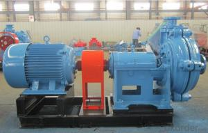 Diesel Mining Sand Pump for Mining Process  with High Quality
