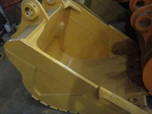 CATERPILLAR CAT320 excavator ROCK bucket CATERPILLAR excavator parts