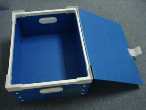 PP Corrugated sheet  Delivery Box with different sizes and colors