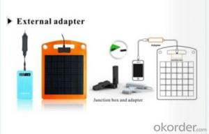 Outdoor Solar Charger Type OS-OP041A  for Mobile Phone