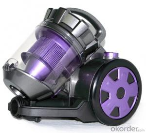 Big powerful cyclonic vacuum cleaner with stable structure #C610