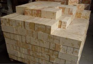 Refractory Silica Brick Used in Glass Kiln